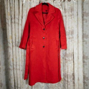 Paris Atelier & And Other Stories Womens Overcoat